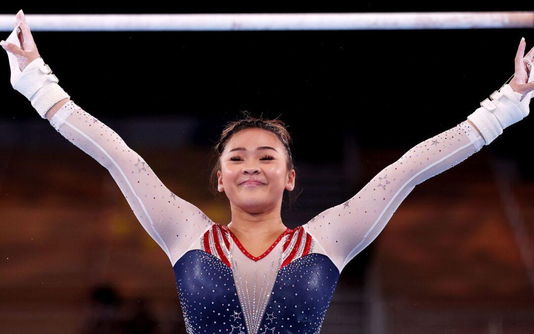 U.S. Gymnast Sunisa Lee Wins Gold For All-Around Olympic Gymnastics In Tokyo