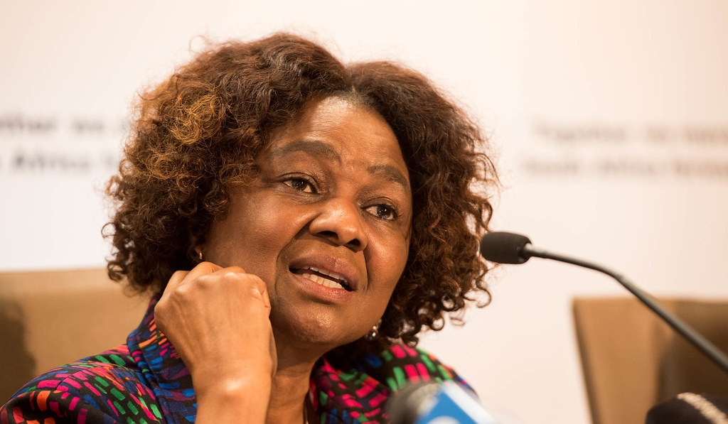 HLENGIWE MKHIZE Passes Away at 69